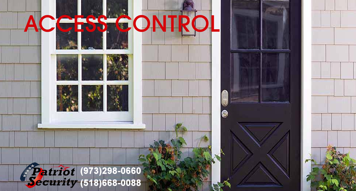 Access Control System Morris County NJ