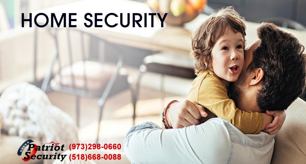Home Security System Morris County NJ